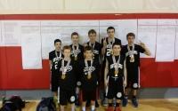 7th Grade Boys Runner-up – Aviators