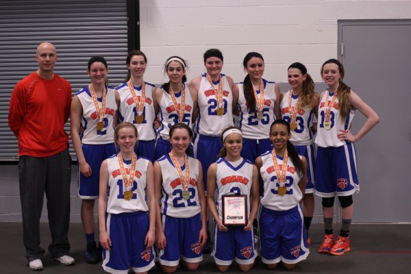 High School Girls Champion – SMAC Believe