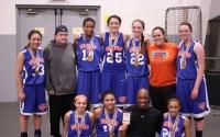 High School Girls Runner-up – SMAC Young Ballers