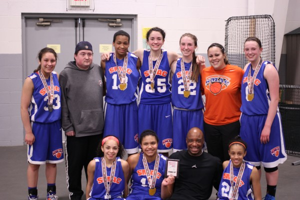 High School Girls Runner-up – SMAC Young Ballers