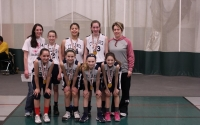 6th Grade Girls Runner-up – MillCreek Cyclones