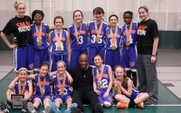 6th Girls Champion – SMAC Baby Ballers