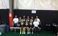 8th Grade Girls Runner-up – Western PA Shock