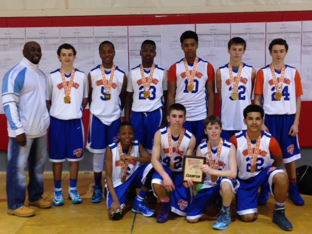 7th Grade Boys Champion – SMAC Showtime
