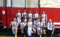 9th Grade Boys Champions – Lake Erie Defenders