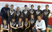 8th Grade Boys Runner-up – Air Force