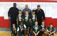4th Grade Boys Runner-up – Storm Wypasek