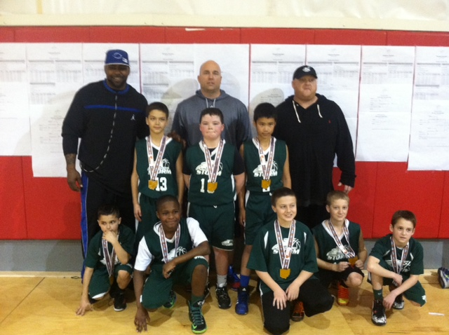 4th Grade Boys Runner-up – Storm Wypasek