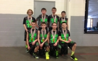 6th Grade Boys Runner-up – Ballers