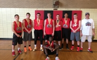 10 grade champs  Red Storm