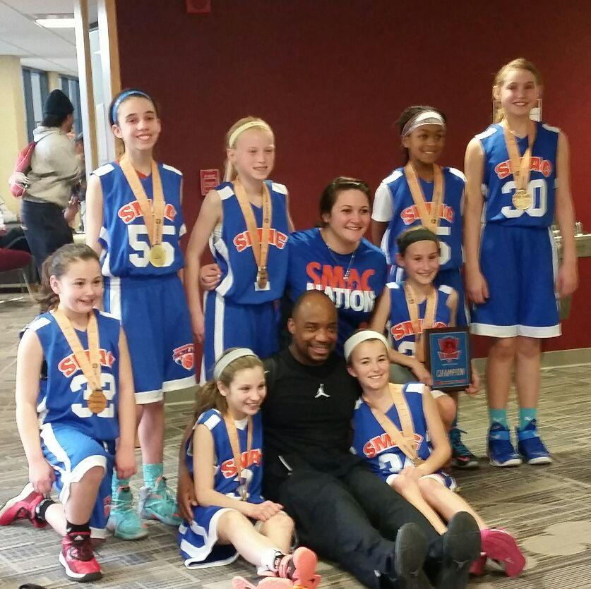5th Grade Girls Basketball 5th Grade Girls Champions