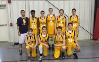8th champs slippery rock blue gold storm