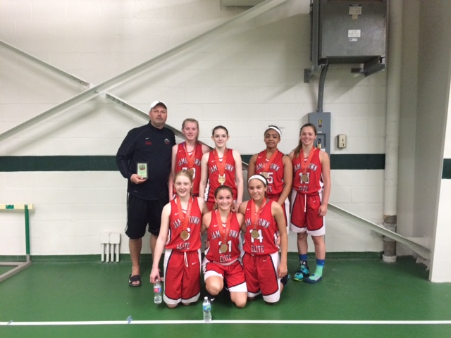 Runner Up Jamestown Elite