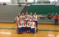 Runner up Metro USA 9th grade girls